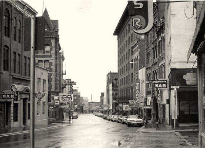 from broadway  1960s